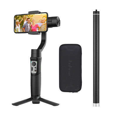 Hohem ISteady Mobile 3-Axis Handheld Gimbal Stabilizer+Rod F iPhone Samsung E3P6