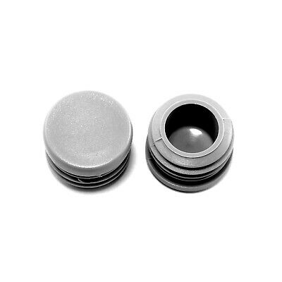 Cover Caps for round Pipes Lamella Caps Absolutely Description See! Grey