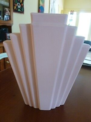 Original Art Deco Vase made USA Treasure Craft