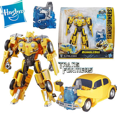 f11855422b9 Transformers Energon Igniters Nitro Series Bumblebee Robot Action Figure  Kid Toy