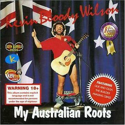 Kevin Bloody Wilson My Australian Roots CD NEW
