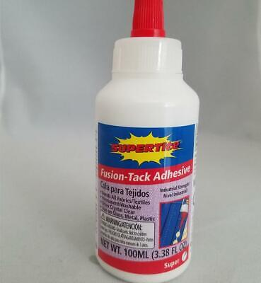 Ref-1159 Fusion-Tack Adhesive- 100ml (3.38oz)- Bottle