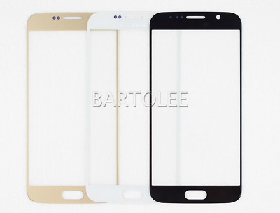 Touch Screen Panel Front Outer Glass For Samsung Galaxy S6 G920 G920F G920A tool