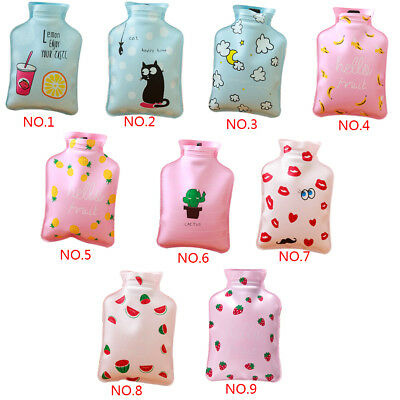 Hot Water Bottle Pillow Hand Warmer Warming Bag