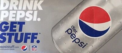 Pepsi Stuff Points  (2) Unused 24-Pack Codes = 10 Points