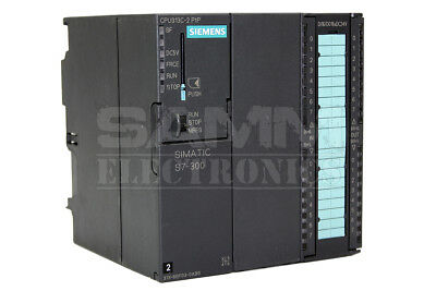 Siemens 6Es7313-6Bf03-0Ab0 Simatic S7-300, Cpu 313C-2 Ptp Comp - Reconditioned