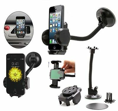 Universal Windscreen Dashboard Mount Car Large Holder For All Phones