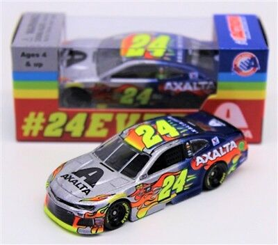 William Byron 2018 ACTION 1:64 #24 24Ever Fantasy Paint Chevy ZL1 Nascar Diecast