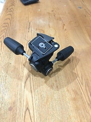 Manfrotto 804RC2 tripod head with quick release Head Included
