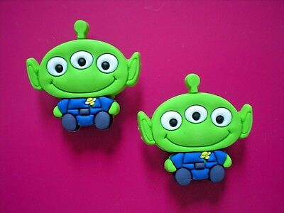 Croc Clog Jibbitz Charm Shoe Plug Accessories WristBand Toy Story Space Man