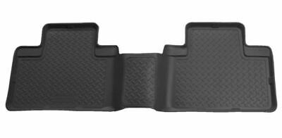 Husky Liners Classic Front Row Floor Mats 01-2004 Toyota Tacoma Double Cab BLACK