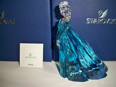 Swarovski Disney Character Elsa From Animated Film Frozen 5135878 Bnib