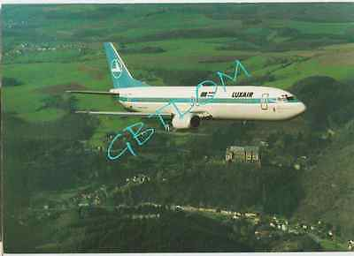 Boeing 737-400 - AVION AIRPLANE AIRCRAFT Luxembourg LUXAIR