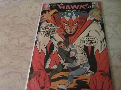The Hawk and the Dove #2