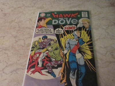 The Hawk and the Dove #1