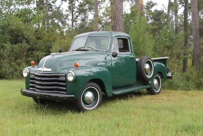 1953 Chevrolet Other Pickups -- 1953 Chevrolet 3100 5 Window, Pickup Truck 235 I6 3 Speed Manual