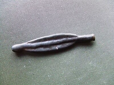 GREECE.   OLBIA. 3rd-1st CENTURY BC. BRONZE SPEAR MONEY.  RARE   NICE CONDITION.