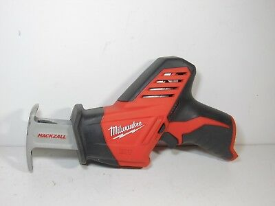 Milwaukee M12 2420-20 12V Cordless Reciprocating Saw Bare fully working order