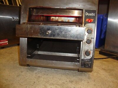 Dualit Conveyor Toaster. Model Qcs/2/800  Tested And Working.