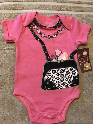 Diva Baby one piece body suit 6-9 months