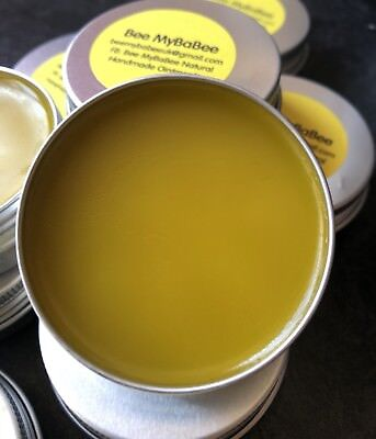 Natural Organic Avocado & Olive Oil Vanilla Balm Face&Body all ages 30ml