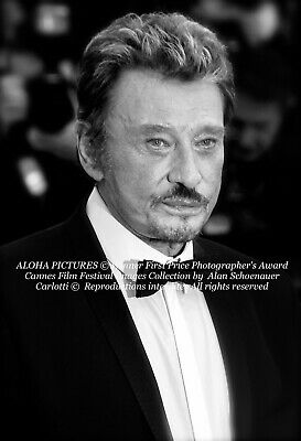 Aloha Pictures By Alan Schoenauer Photographie D'art Johnny Hallyday Cannes 2009