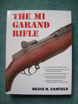M1 Garand Rifle - Canfield - **CHRISTMAS SPECIAL** (Brand New Books)