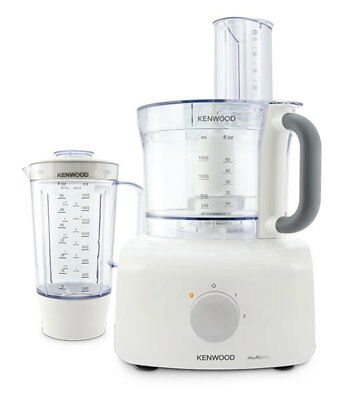 Kenwood Appliances MultiPro Home - White - FDP641WH