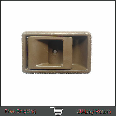 Fit 95-00 Toyota Tacoma 4Runner Inside Passenger Right Side Brown Door Handle