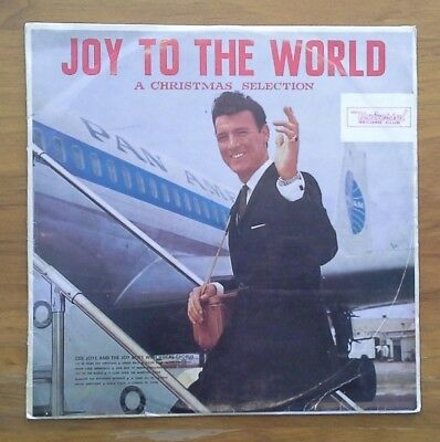 (COL JOYE-Joy to the World)-UNIVERSAL RECORD CLUB, UM-631(Rare label)-L8-LP