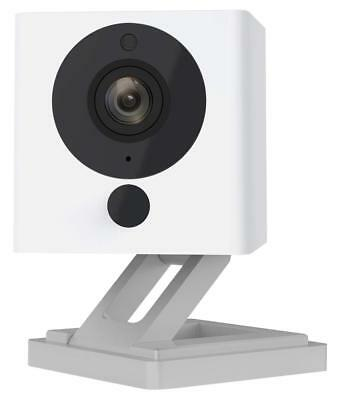 HD Wireless Smart Home Camera with Night Vision Wyze Cam v2 1080p Audio, Free Cl