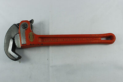 Ridgid Rapidgrip 12 inch Pipe Wrench, Very Lightly Used, USA Made