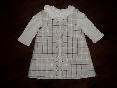 dcca3dbf0201 Janie   Jack Girls Gift Shop Dress Baby Gap Shirt Clothes Outfit Lot 3-6