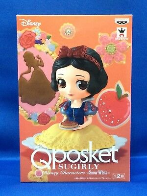 Q posket SUGIRLY Disney Characters -Snow White-Special Normal Ver. Banpresto