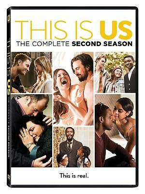 This Is US The Complete Second Season 2 (DVD 2018 3-Disc Set) NEW 100% authentic