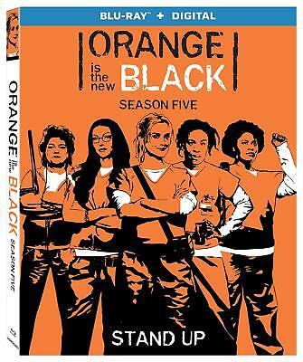 Orange Is the New Black: Season 5 [Blu-ray+ Digital] NEW 100% authentic from USA