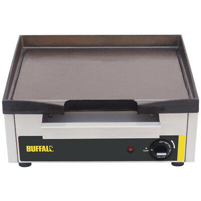 Buffalo Cast Iron Countertop Griddle Large RRP: £329.99