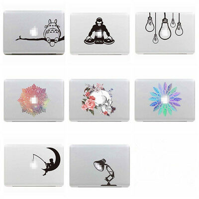Vinyl Decals Stickers Laptop Removeable Skin Cover Macbook Air/Pro Retina 13 15""