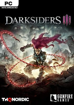 Download Code Darksiders 3, PC-Gamekey