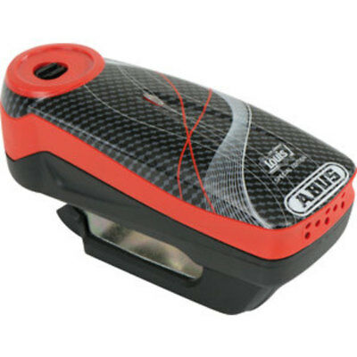Abus Detecto 7000 RS1 70mm Alarm Disc Motorcycle Motorbike Scooter