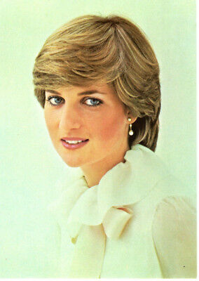 Lady Diana Spencer, United Kingdom Postcard