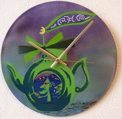 GONG. record wall clock ..pot head pixies.. Hawkwind.. Tangerine Dream