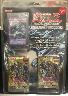 Yu-Gi-Oh! Ultimate Edition Dark Revelation Vol 2 Blister BNIB