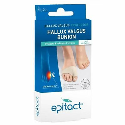 Epitact Hallux Valgus Bunion Protector Small Protects & Absorbs Frictions