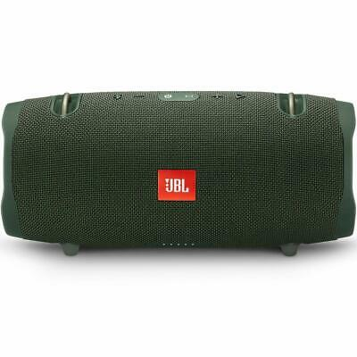 JBL Xtreme 2 Portable Bluetooth Speaker Green (JBLXTREME2GRNAM)