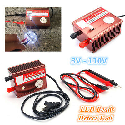 3V-110V LED Beads Detector TV Monitor Laptop Backlight Lamp Tester Safety Tool