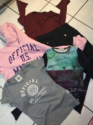 Lot Fille 14.16 Ans  Taille 36 Banana Moon Us Marshall Version Sud Cop Copine