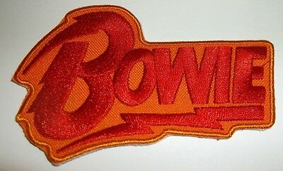 """Michael Jackson~Embroidered Applique Patch~4/"""" x 2 1//8/""""~Iron Sew On~FREE US Mail"""