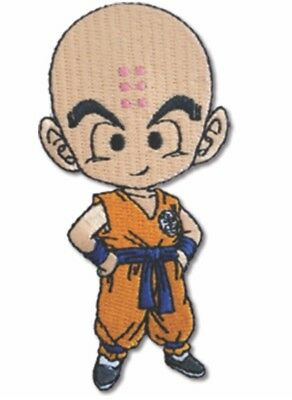 Dragon Ball Super Dbs Krillin Patch Dragonball Cosplay New Release Licensed New