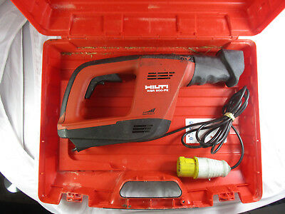 HILTI WSR 900-PE 110V RECIPROCATING SAW - Tested Fully working with Video demo